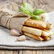Traditional italibreadsticks — Stock Photo #41354207