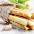Traditional italibreadsticks — Stock Photo #41354271