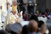 Pope Joseph Benedict XVI — Stock Photo