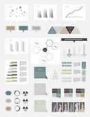 Infographic elements. — Stock Vector