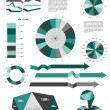 Infographics collection. — Stock Vector