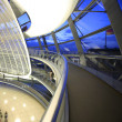 Stock Photo: Inside of Cupola, Berlin, Reichstag Building, Germany