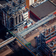 Stock Photo: Petrochemical plant