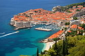 The Old Town of Dubrovnik, Croatia — Foto de Stock