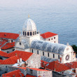 St. James Cathedral in Sibenik, Croatia — ストック写真 #22767774