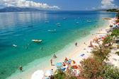Paisaje de verano de croacia — Foto de Stock