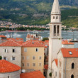 Budva in Montenegro — Stock Photo