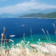Beautiful landscape of Adriatic sea in Montenegro — Stock Photo