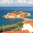 Sveti Stefan in Montenegro — Stock Photo