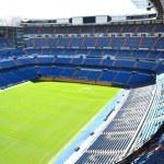 Santiago Bernabeu Stadium of Real Madrid, Spain — Stock Photo #23651063