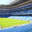 Santiago Bernabeu Stadium of Real Madrid, Spain — Stock Photo #23651547