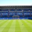 Постер, плакат: Santiago Bernabeu Stadium of Real Madrid Spain