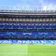 Santiago Bernabeu Stadium of Real Madrid, Spain — 图库照片
