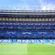 Santiago Bernabeu Stadium of Real Madrid, Spain — ストック写真