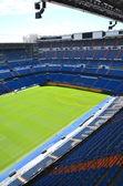 圣地亚哥伯纳乌球场的皇家马德里,西班牙 — 图库照片