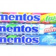 Stock Photo: Mentos chewy dragees