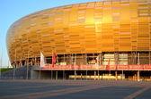 PGE Arena Stadium in Gdansk, Poland — Stock Photo