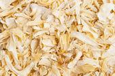 Mucchietto di semi di cardamomo verde — Foto Stock