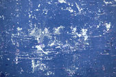 Blue wood texture background — Stock Photo