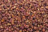 Szechuan peppercorns - Sichuan pepper — Stock Photo