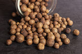 Allspice (jamaica pepper) — Stock Photo