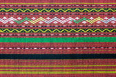 泰国丝绸织物图案背景 — 图库照片