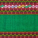 Pattern of Thai hand made fabric — Stock Photo #33140113