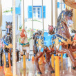 Carousel horse — Stock Photo #33166849