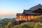 Kiyomizudera Temple — Stock Photo