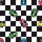 Seamless racing pattern — Stock Vector #22156733
