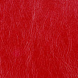 Red glossy faux leather texture — Stock Photo