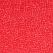 Stock Photo: Crimson leather background texture