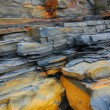 Stock Photo: Colourful rocks