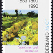 Famous Vineyard stamp — Stock Photo