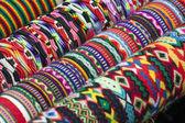 Colorful coton — Stock Photo