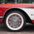 Chevrolet Corvette 1960 - — Stock Photo