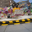 Fairground attraction — Stockfoto