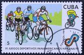 We like cycling — Stock Photo