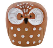 Clay owl — Stock Photo