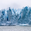 Perito Moreno glacier in Argentina detail — Stock Photo