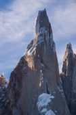 Cerro Torre detail — Stock Photo