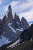Cerro torre — Stock fotografie