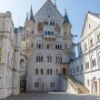 Stock Photo: Castle Neuschwanstein Germany Bavaria