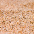 Grain of sand macro — Stock Photo