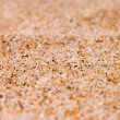 Stock Photo: Grain of sand macro