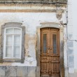 Stock Photo: House fassade