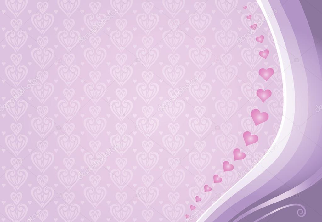 Pink valentines card background Vector erinvilar 23775123 – Valentines Card Background