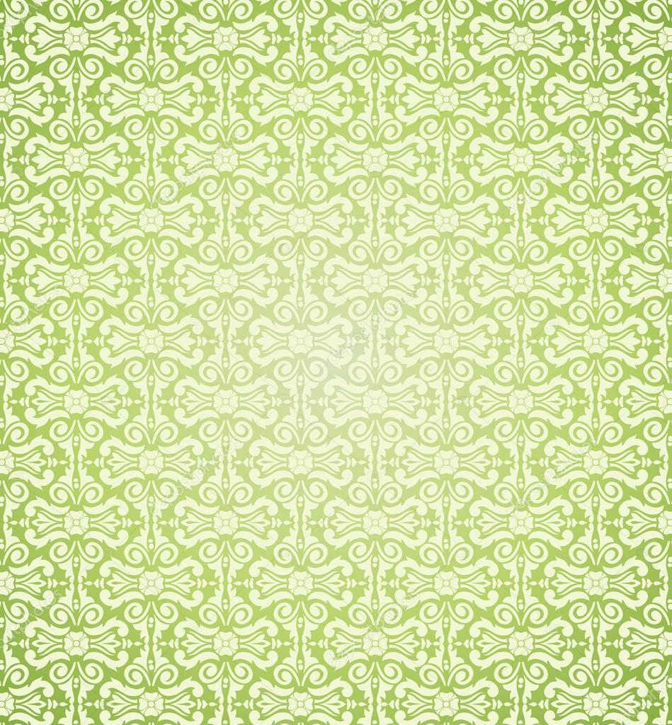 green vintage wallpaper - photo #23
