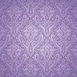 Violet & silver vintage wallpaper — Stock Vector #23884933