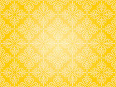 Orange & yellow wallpaper background design — Stock Vector